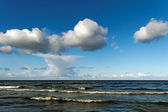 Baltic sea. — Stock Photo