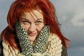 Beautiful woman. — Stock fotografie