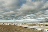 Mer baltique. — Photo