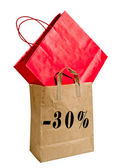 Shopping bags. — Stock Photo