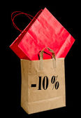Shopping bags. — Foto de Stock