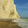 Seven sisters cliff, English Channel.  — Stock Photo #45029573