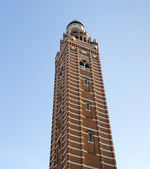 Bell tower of Westminster Cathedral. — Stock Photo