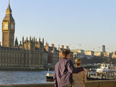Holiday in London. — Foto Stock