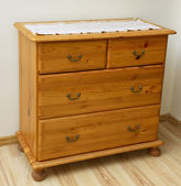 Chest of drawers. — Stock Photo