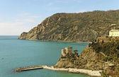 Cinque terre, Itálie. — Stock fotografie