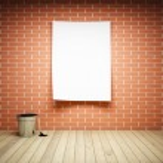 Blank paper — Stock Photo