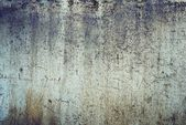 Blank rusty metal wall — Stock Photo