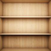 Boekenplank — Stockfoto