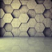 抽象的な幾何学的な背景 — ストック写真