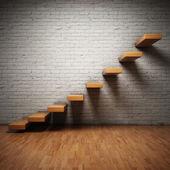 Escaleras abstractas — Foto de Stock