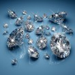 Diamonds — Stock Photo #25613193