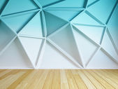 Abstract interior room — Stock Photo