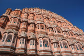 Famous Palace of winds or Hawa Mahal in Jaipur,Rajasthan,India — Стоковое фото