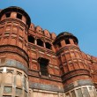 Stock Photo: AgrFort - famous landmark,India,Uttar Pradesh