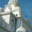 Famous religious landmark of Punjab - Golden Temple,Amritsar,India - Stockfoto