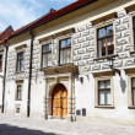 Medieval streets of old Krakow near Wawel castle,Poland, unesco — Stock Photo