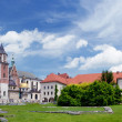 Wawel Royal Castle,Krakow,Poland,unesco heritage — Stock Photo