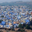 Jodhpur - second largest city in Rajasthan, India,unesco heritage — Foto de Stock