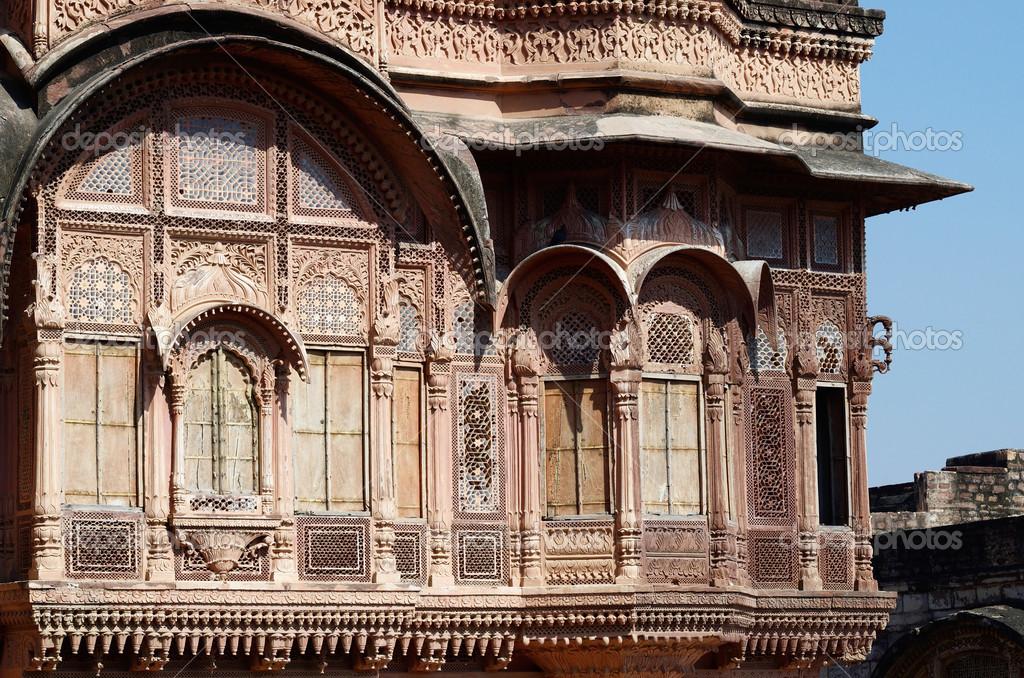 Zenana Deodi, inner sanctum of the Mehrangarh fort,Rajasthan,India ...