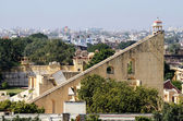 Jantar Mantar , medieval observatory in Jaipur, India — Stock Photo