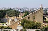 Jantar Mantar , medieval observatory in Jaipur, India — Stockfoto