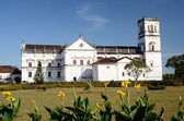 Church of St. Francis of Assisi,Old Goa,India — Stock Photo
