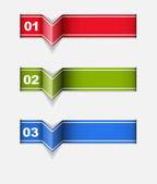 现代信息图形模板 — 图库矢量图片
