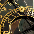 Astronomical clock in Prague — Stock Photo #29895245