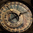Astronomical clock in Prague — Stock Photo #29895291