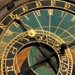 Astronomical clock in Prague — Stock Photo #29895489