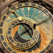 Astronomical clock in Prague — ストック写真