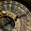 Astronomical clock in Prague — Stock Photo #29895565
