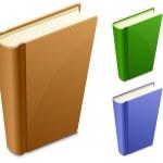 Three Books — Stock Vector #30044341