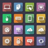 Web-icons set. flaticons serie — Stockvektor