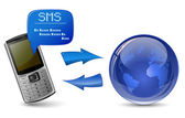 Send and Receive SMS Messages — Vecteur
