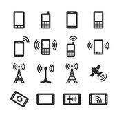 Web icons set. Simplus — Stock Photo
