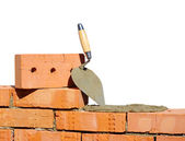 Tool bricks — Stock Photo