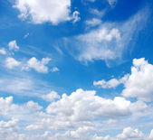 Clouds — ストック写真