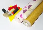 Tapety na biały — Zdjęcie stockowe
