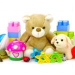 Toys — Stock Photo #26983405