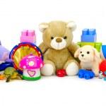 Toys — Stock Photo #26983409