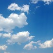 White clouds — Stock Photo #33972759