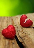 Al final el amor — Foto de Stock
