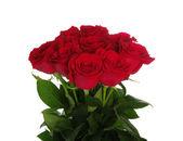 Rode rozen boeket — Stockfoto