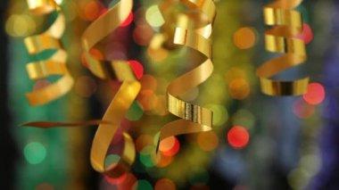 Vánoční dekorace — Stock video