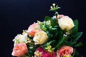 Bunch of flowers — Stock Photo
