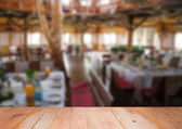 Blurred interior — Stockfoto