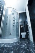 Salle de bain moderne — Photo