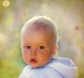 男婴 — 图库照片